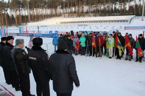 Победная лыжня. Сборная Златоуста взяла первое место гонки