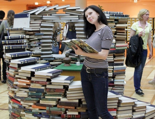Читатель не спит. В Златоусте библиотеки готовятся к вечерней смене