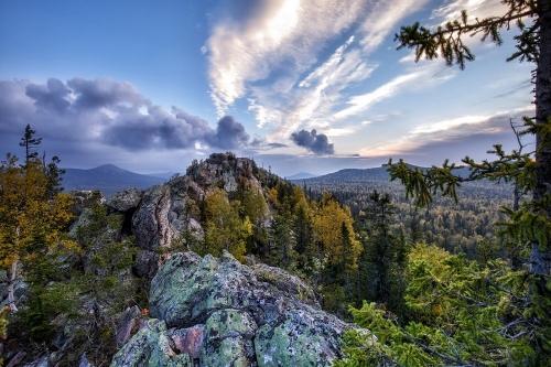 И горы, и тундра. Символом Златоуста признан национальный парк «Таганай»